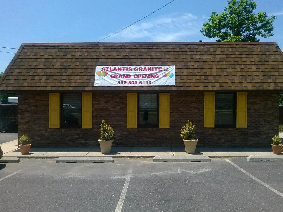 Atlantis Granite, LLC, 556 North Rt 73, West Berlin, New Jersey, 08091, USA